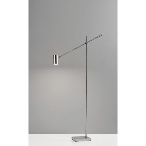 Collette LED FLoor Lamp, 2