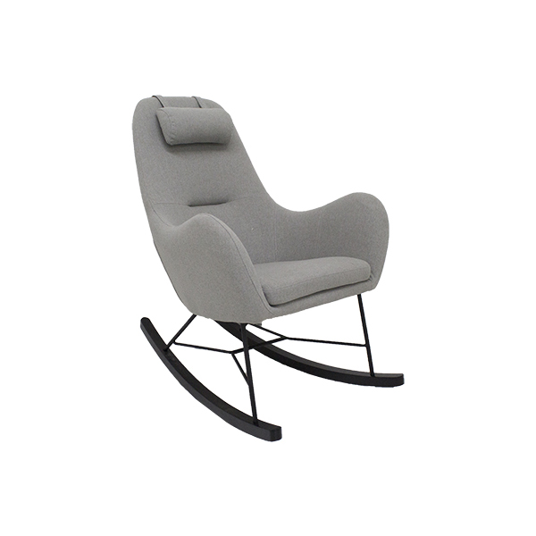 Mads Chair in Light Grey