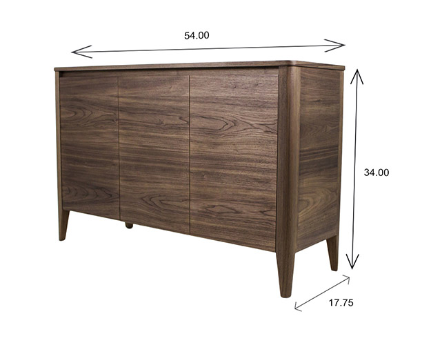 Norman Small Sideboard Dimensions