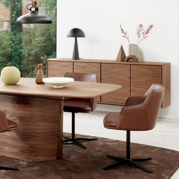 Skovby SM306 Sideboard walnut 3