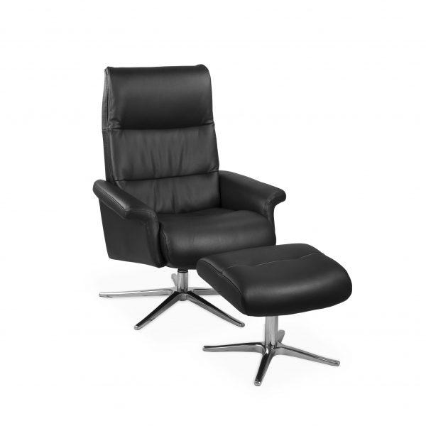 IMG Space 2400S in Elite Tuxedo Leather, Angle