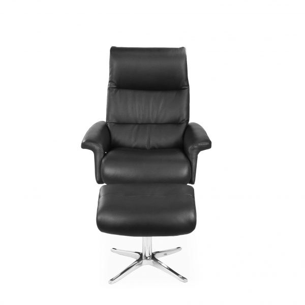 IMG Space 2400S in Elite Tuxedo Leather, Front