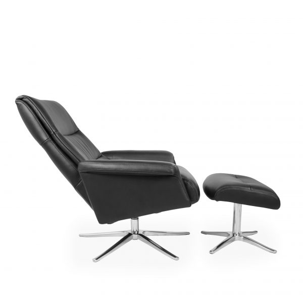 IMG Space 2400S in Elite Tuxedo Leather, Side