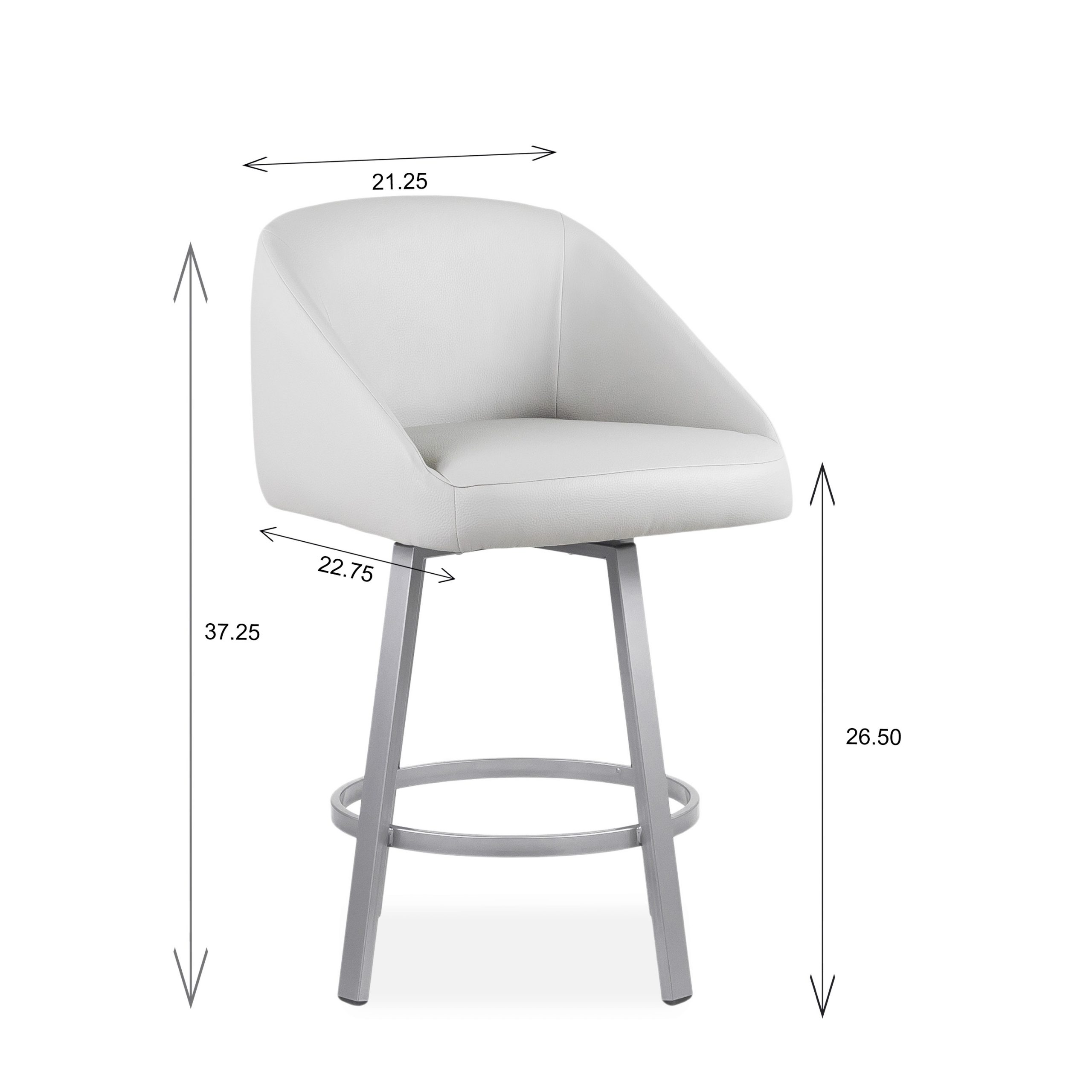 Webly-Sw Snt-Stool-Dimensions