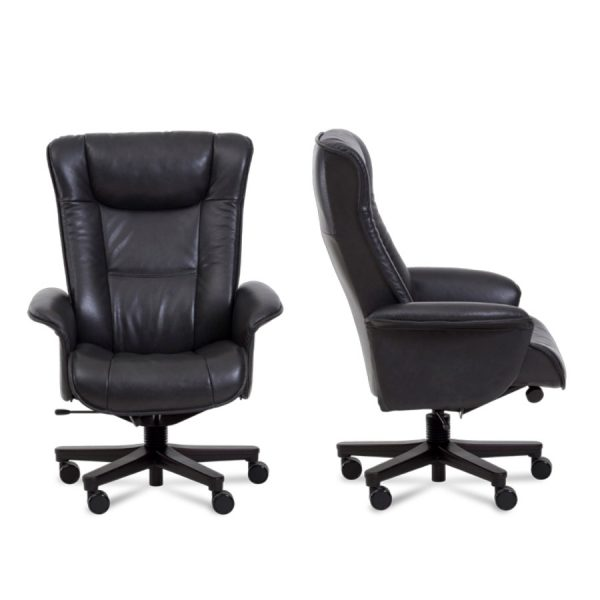 IMG Windsor Office Chair, Side, Front