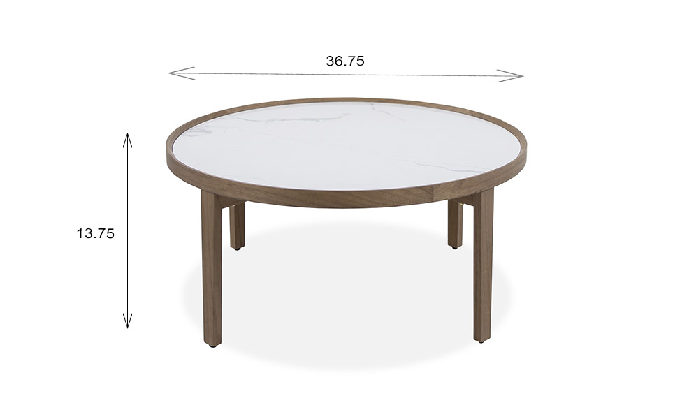 Ophelia Coffee Table Dimensions