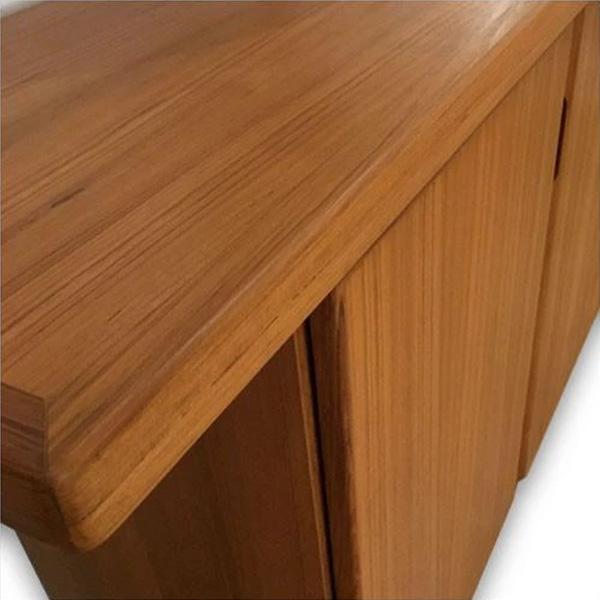 Sun Cabinet 215020 Sideboard in Teak, Close Up