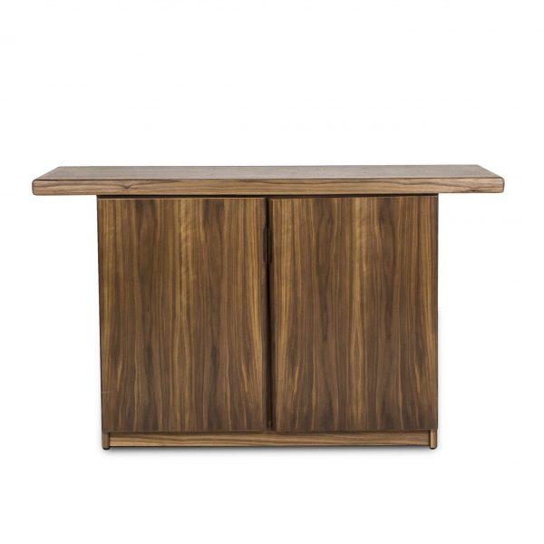 Sun Cabinet 215020 Sideboard in Walnut, Front