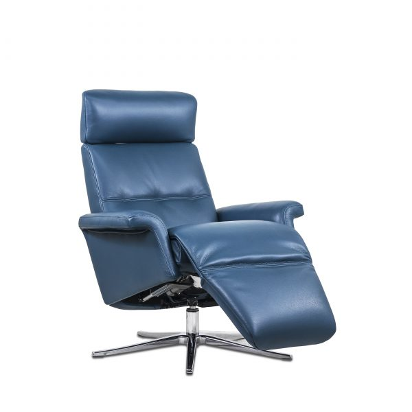IMG Space SPM3600 in Teal Leather, Recline