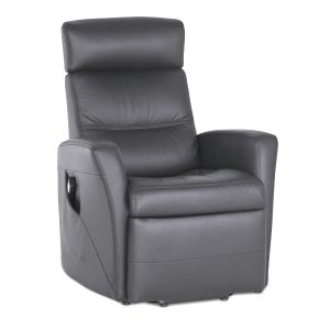 Divani Multi-function Recliner Black, Angle