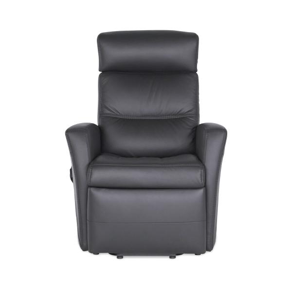 Divani Multi-function Recliner Black, Front