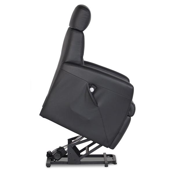 Divani Multi-function Recliner Black, Lift Chair