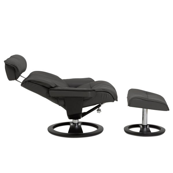IMG Novel Recliner, Reclined