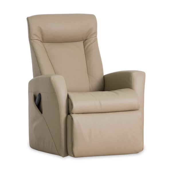IMG Prince Lift Function Chair in Trend Beige, Angle
