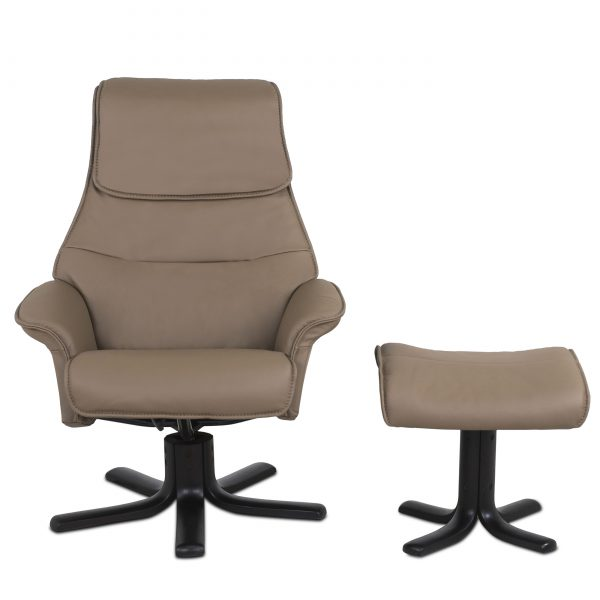 IMG Scandi 151 Recliner in Fango, Front, Otto