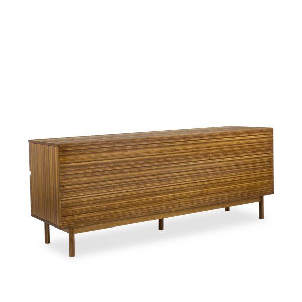 Ventura Dresser in Amber, Back