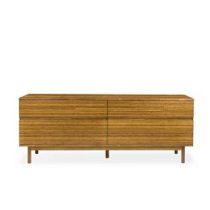 Ventura Dresser in Amber, Front