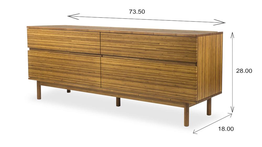 Ventura Dresser Dimensions