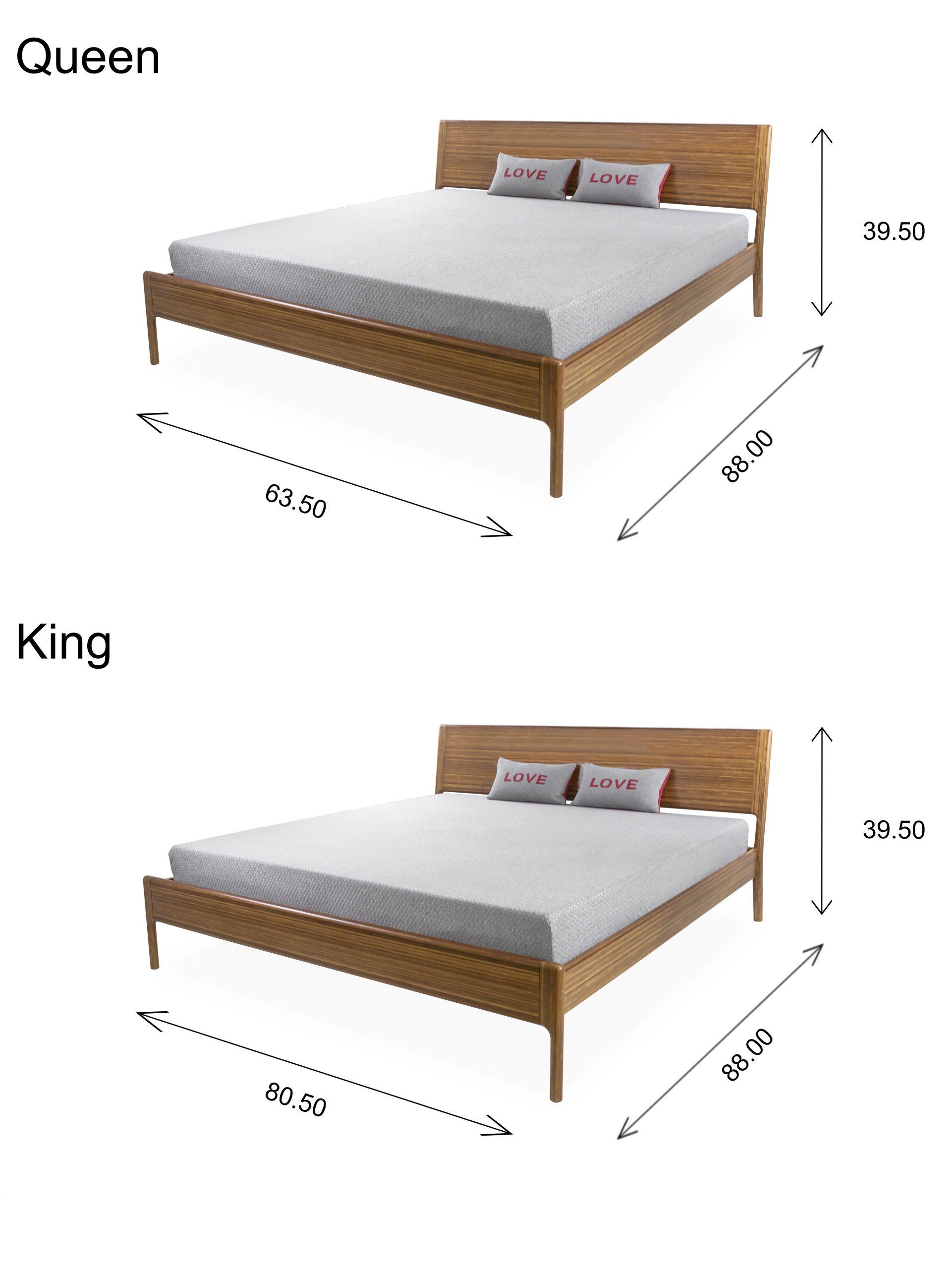 Ventura Bed Dimensions