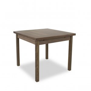 664 Dining Table in Walnut, Angle
