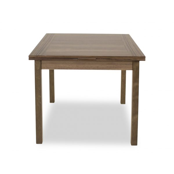 664 Dining Table in Walnut, Front