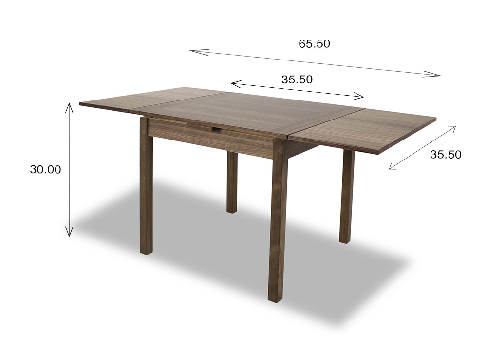 664 Dining Table Dimensions