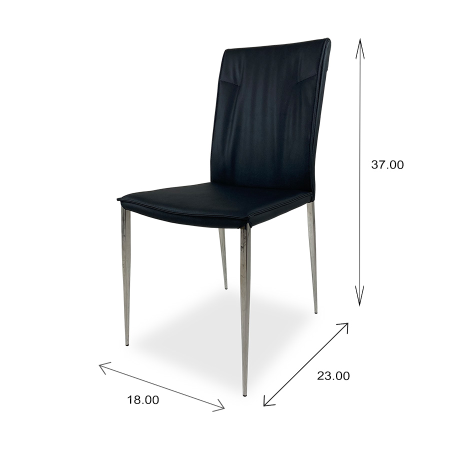 Harp Dining Chair Dimensions