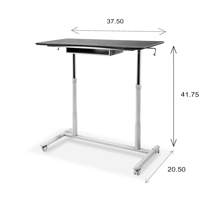 205 Lift Table Dimensions