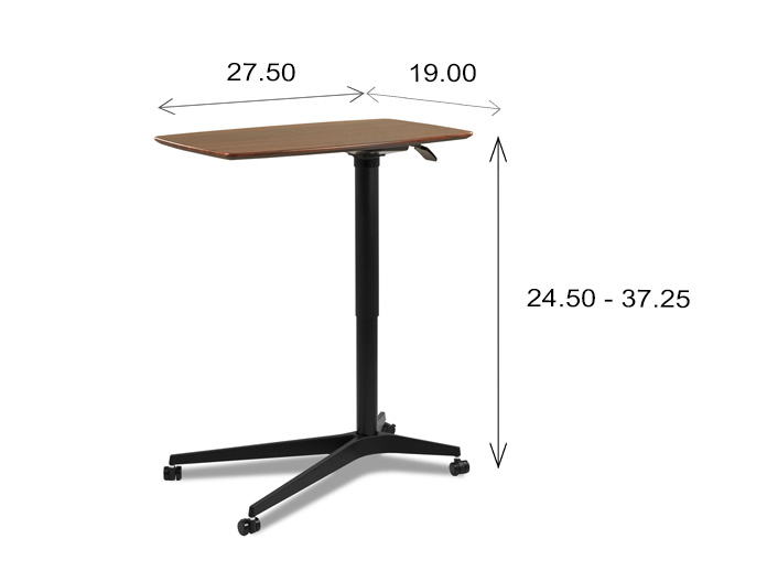 245 Lift Table Dimensions