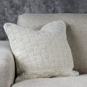 Basket Ivory Pillow