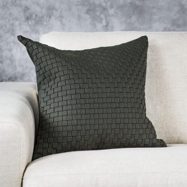 Saudik Olive Pillow