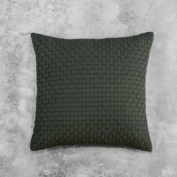 Saudik Olive Pillow, Top