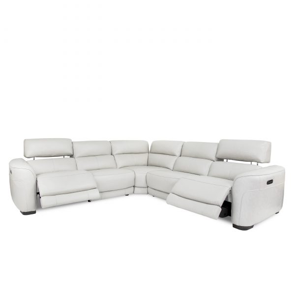 Barry Sectional in Antartica, Angle, Recline
