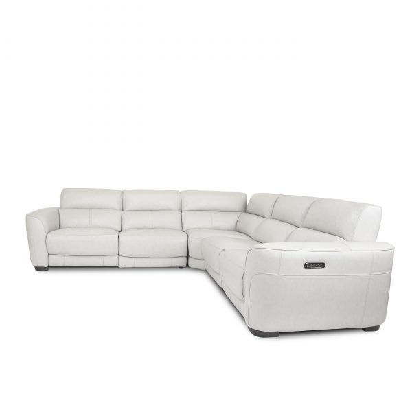 Barry Sectional in Antartica, Front