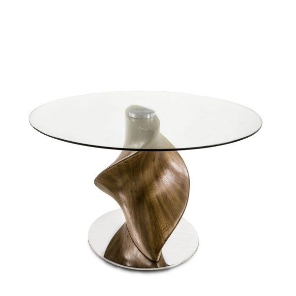 Darwin Dining Table, Angle