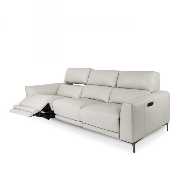 Phillip large Sofa in Antarctica, Angle, Recline