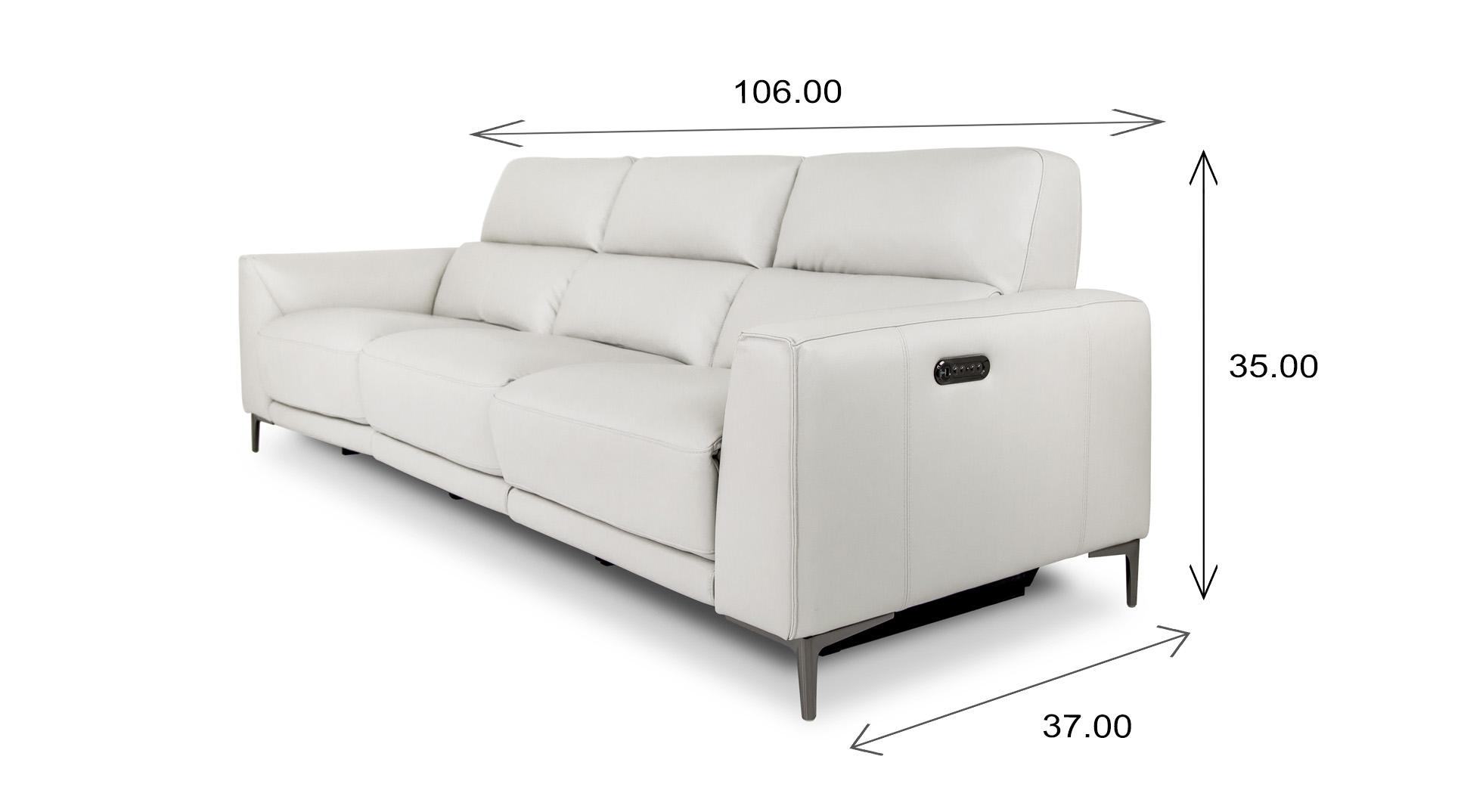 Phillip Large Sofa Dimensions