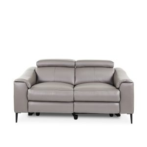 Barclay Loveseat in Grey M8, Front