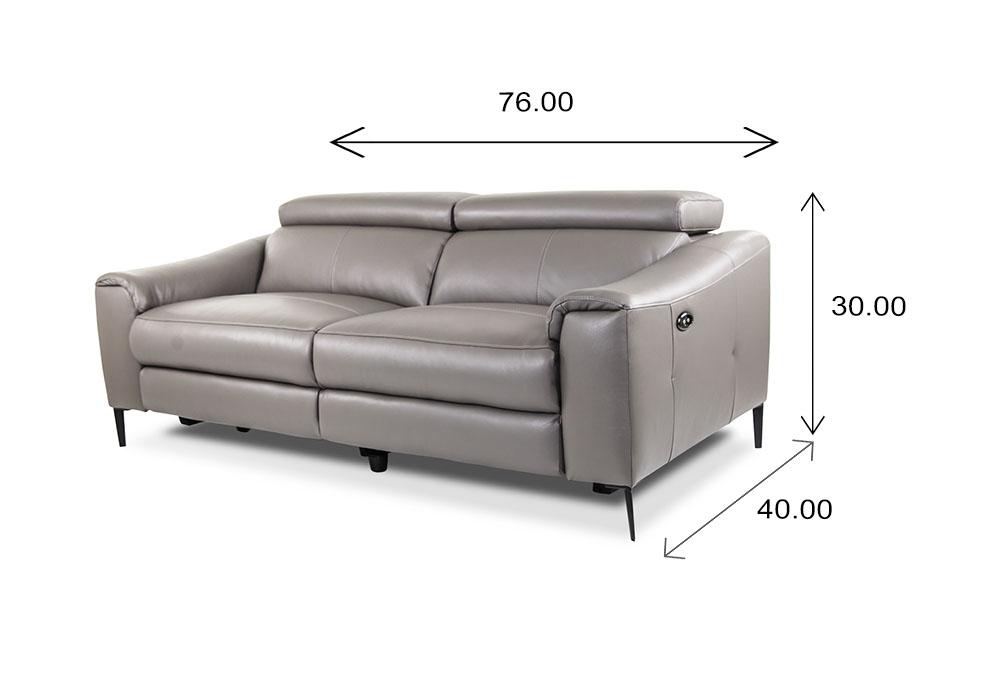 Barclay Sofa Dimensions