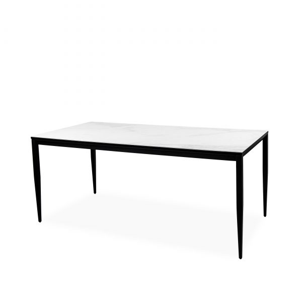 Mary Dining Table, Angle