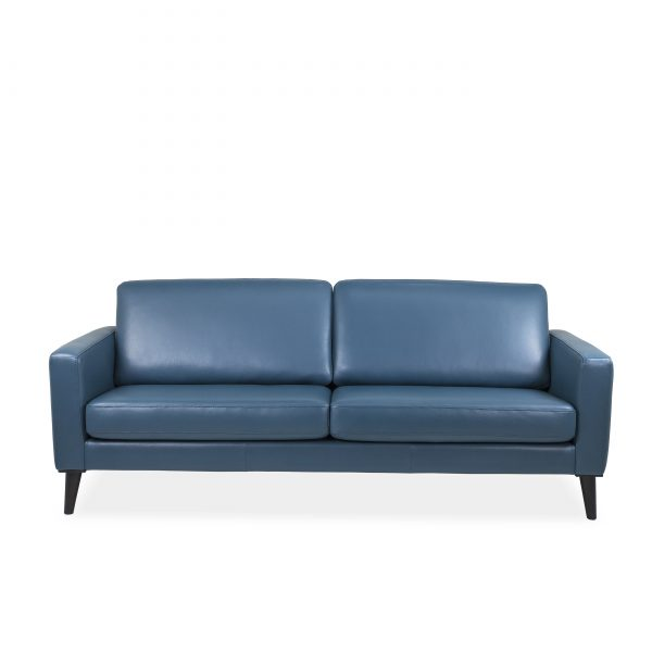 IMG Narvik Sofa in Teal, Front