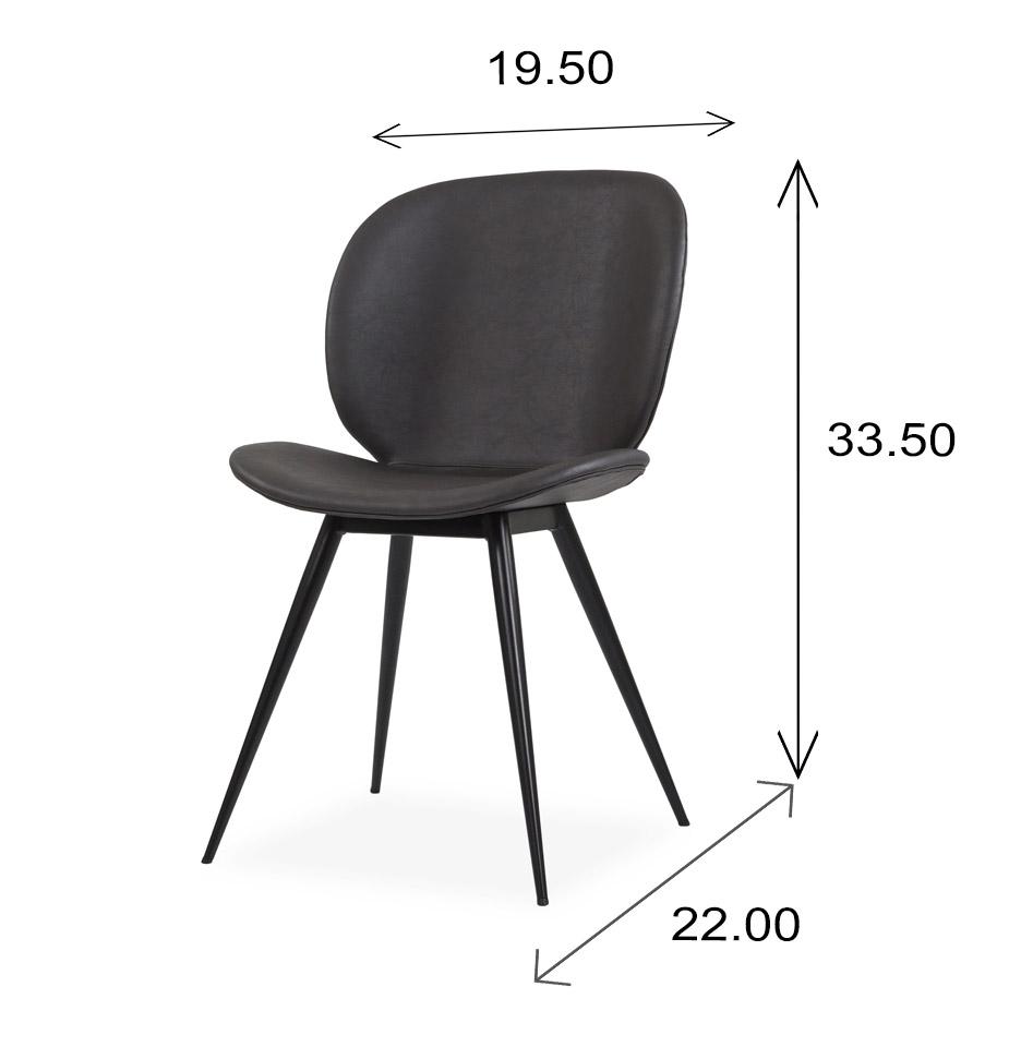 Cloud Chair Dimensions