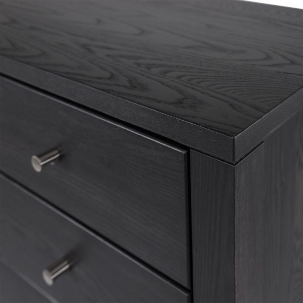 Calvin Chest in Obsidian, Close Up