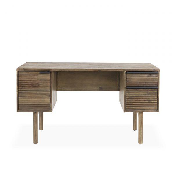 Crest Desk, Front