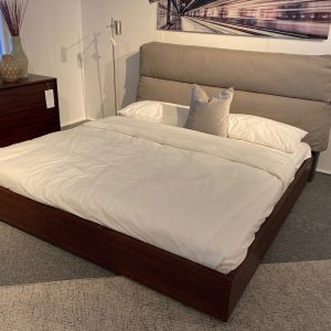 Coach king bed
