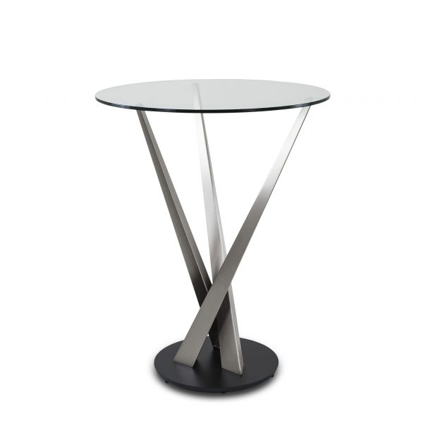 Crystal Bar Table, Front