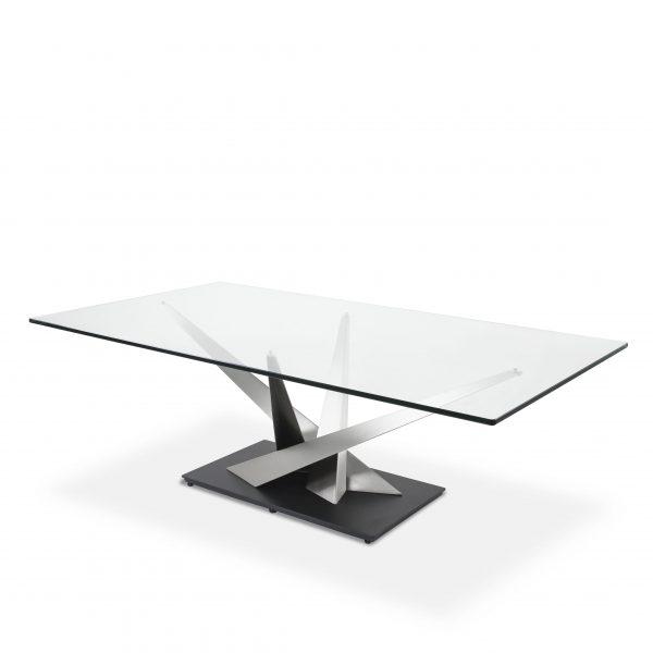 Crystal Coffee Table, Angle