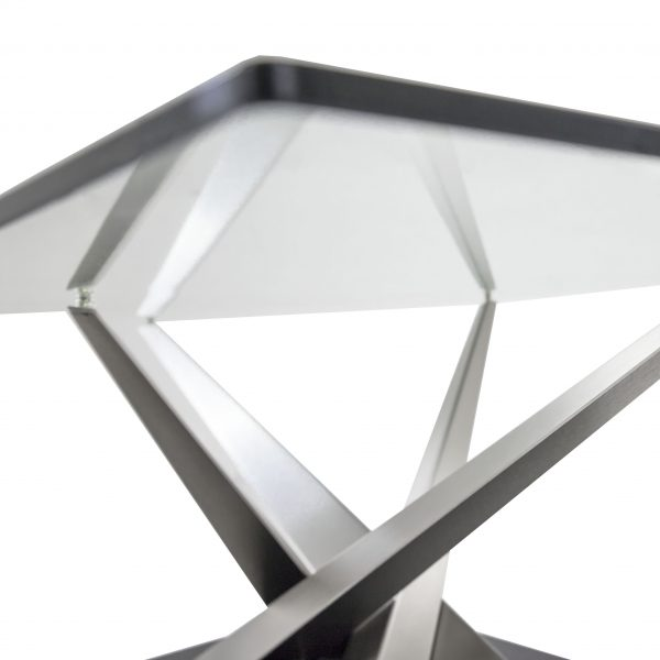 Crystal Coffee Table, Close Up