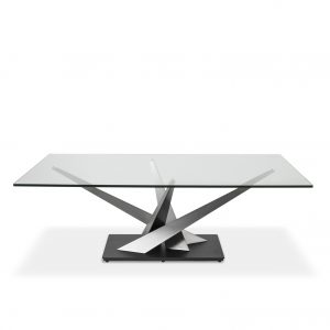 Crystal Coffee Table, Front
