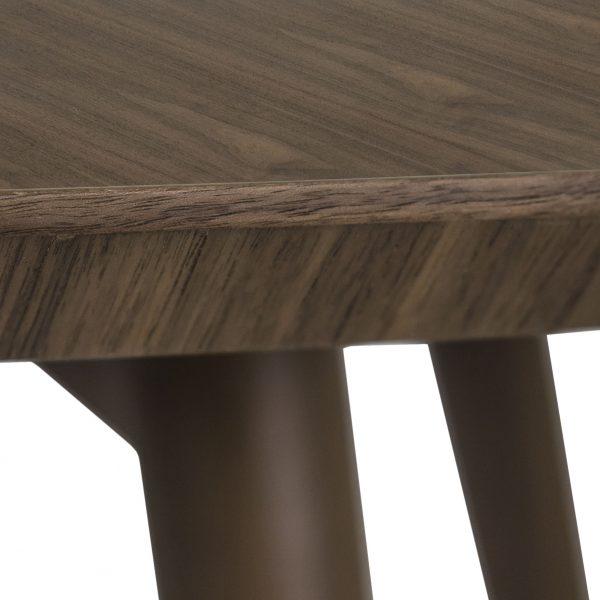 Nina Dining Table, Close Up